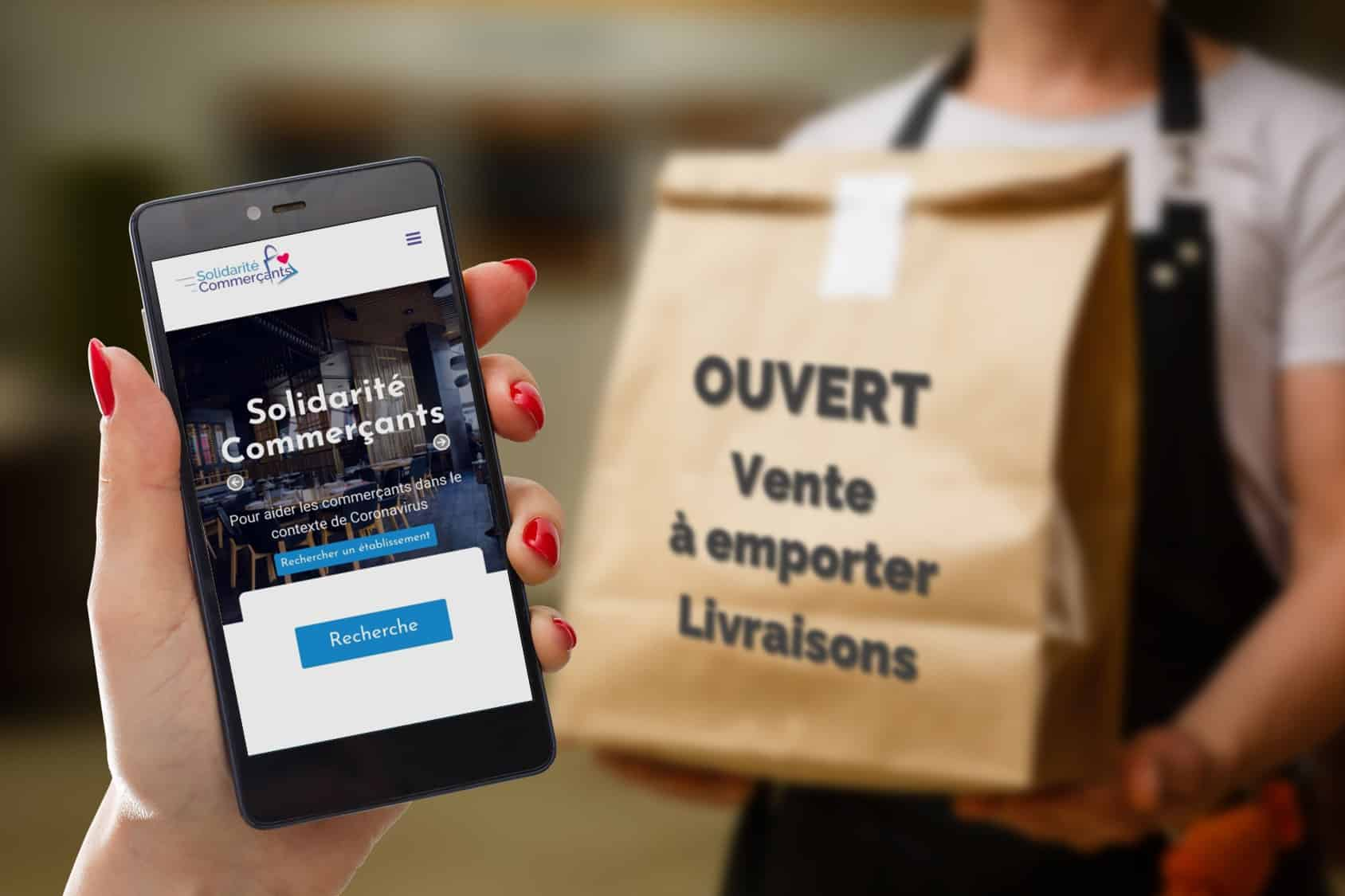 Commercant Ouvert